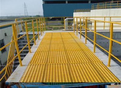 污水厂玻璃钢格栅安装时需要注意什么细节?厂家告诉你